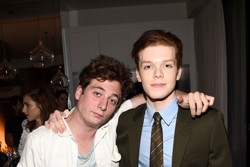Jeremy Allen White 12th Annual Teen Vogue Young Hollywood Party With Emporio Armani