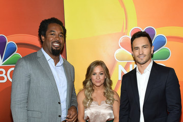 Jeremy Bloom 2017 Summer TCA Tour - NBC Press Tour - Arrivals