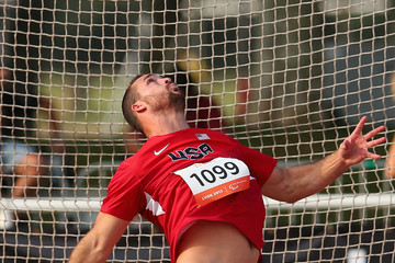 Jeremy Campbell IPC Athletics World Championships: Day 2