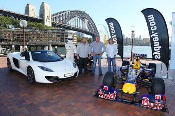 Jeremy Clarkson James May 'Top Gear' Photocall