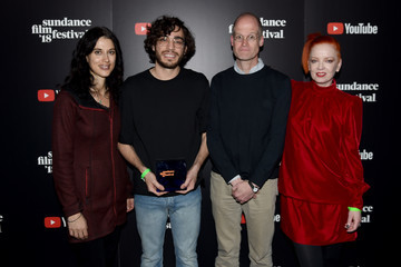 Jeremy Comte Chris Ware 2018 Sundance Film Festival -  Shorts Program Awards and Party Presented by YouTube