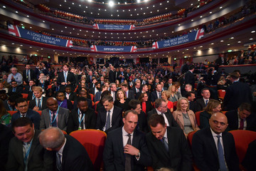 Jeremy Hunt Conservative Party Conference - Day Four