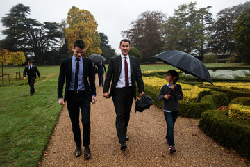 Jeremy Hunt Jeremy Hunt Hosts Central And Eastern European Foreign Ministers At Chevening