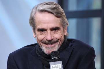 Jeremy Irons Build Presents Jeremy Irons Discussing 'Justice League'