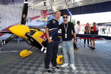Jeremy Irvine Red Bull Air Race World Championships