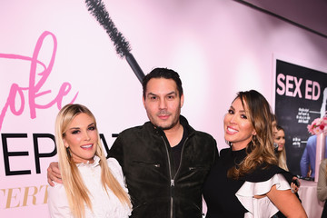 Jeremy Johnson Too Faced's Better Than Sex Pop-up Launch