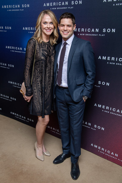 10329ea18d572a Jeremy Jordan Photos Photos -  American Son  Broadway Opening Night ...