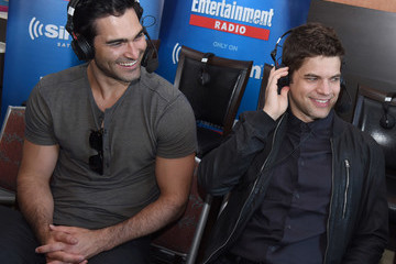 Jeremy Jordan SiriusXM's Entertainment Weekly Radio Channel Broadcasts From Comic-Con 2016 - Day 3