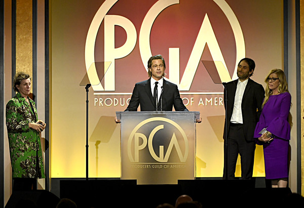 31st Annual Producers Guild Awards - Inside