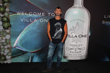 Jeremy Kost John Varvatos Villa One Tequila Launch Party