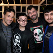 Jeremy Kost Christian Siriano Dinner & Launch Of First Ever Handbag Collection In Los Angeles
