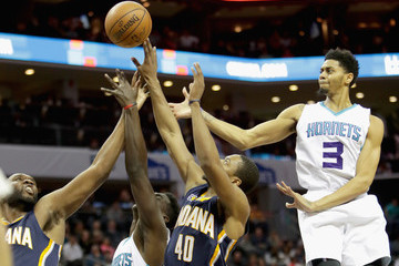 Jeremy Lamb Indiana Pacers v Charlotte Hornets