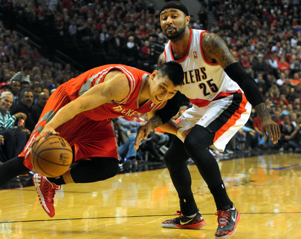 Houston Rockets v Portland Trail Blazers - Game Four []