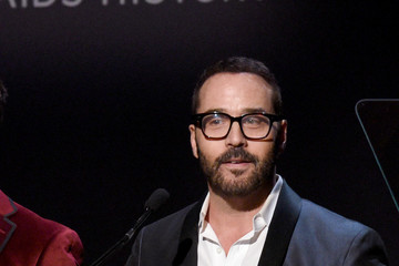 Jeremy Piven Moet & Chandon Toasts to the amfAR New York Gala at Cipriani Wall Street