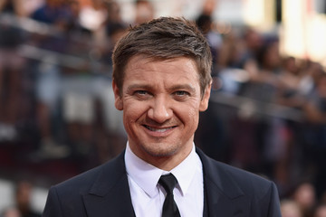 Jeremy Renner 'Mission: Impossible - Rogue Nation' NYC Premiere