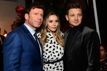 Jeremy Renner Cocktail Party for 'Wind River'