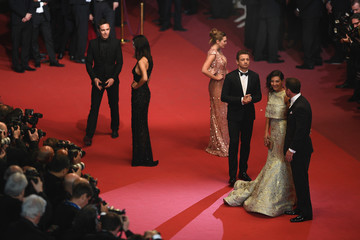 Jeremy Renner 'The Square' Red Carpet Arrivals - The 70th Annual Cannes Film Festival