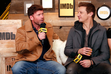 Jeremy Renner The IMDb Studio at the 2017 Sundance Film Festival Featuring the Filmmaker Discovery Lounge, Presented by Amazon Video Direct: Day Three - 2017 Park City