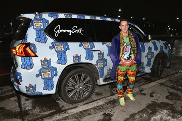 Jeremy Scott Seen Around - February 2017 - New York Fashion Week: The Shows - Day 2