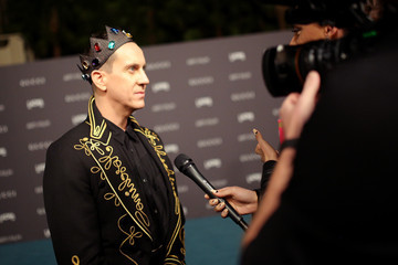 Jeremy Scott LACMA 2015 Art+Film Gala Honoring James Turrell and Alejandro G Inarritu, Presented by Gucci - Red Carpet