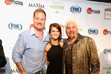 Jeremy Shockey Patron Tequila Presents The Maxim Party