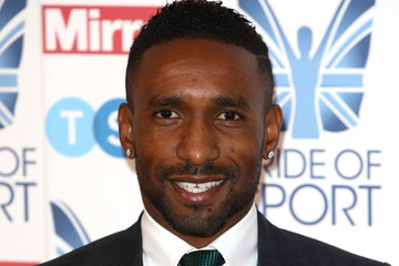 Jermain Defoe Pride Of Sport Awards 2018 - Red Carpet Arrivals