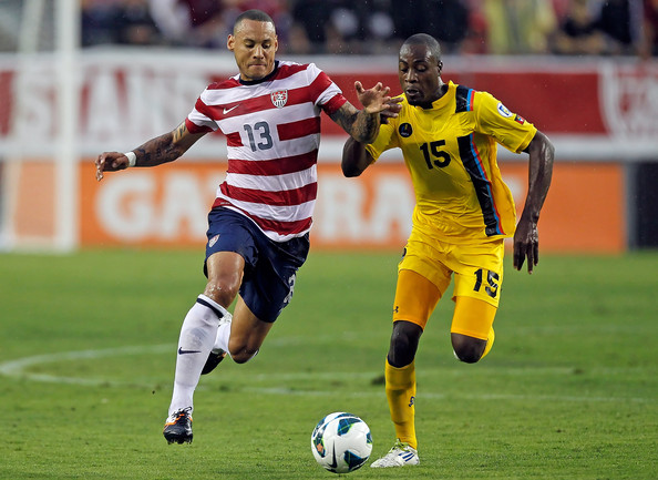 Jermaine Jones - Antigua and Barbuda v United States