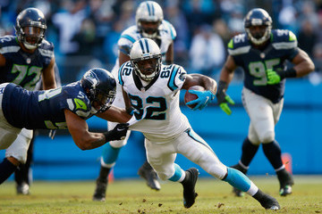 Jerricho Cotchery Divisional Round - Seattle Seahawks v Carolina Panthers