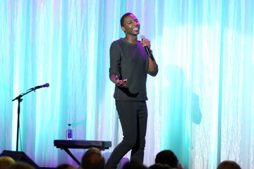 Jerrod Carmichael UCLA Jonsson Cancer Center Foundation Hosts 22nd Annual 'Taste for a Cure' Event Honoring Yael And Scooter Braun