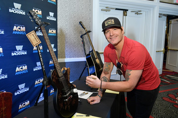 Jerrod Niemann 53rd Academy Of Country Music Awards Cumulus/Westwood One Radio Remotes - Day 1