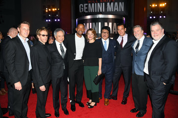 Jerry Bruckheimer Ang Lee Paramount Pictures' Premiere Of 'Gemini Man' - Red Carpet