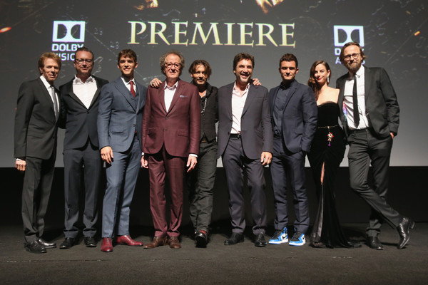 Premiere of Disney's andnd Jerry Bruckheimer Films' 'Pirates Of The Caribbean: Dead Men Tell No Tales'