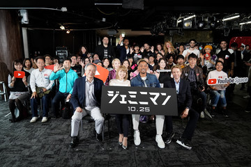 """Jerry Bruckheimer Paramount Pictures """"Gemini Man"""" Live Streamed Q&A Event at YouTubeSpace Tokyo"""