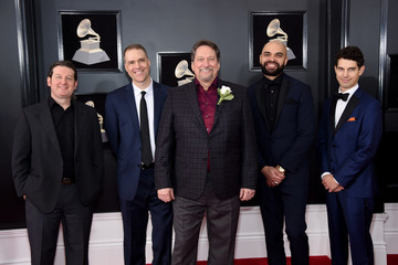 Jerry Douglas 60th Annual GRAMMY Awards - Arrivals