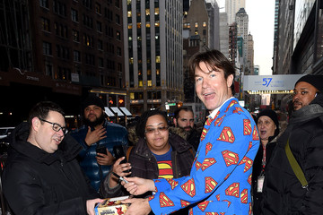 Jerry O'Connell 'Reign Of The Supermen' New York Premiere