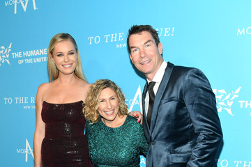 Jerry O'Connell Rebecca Romijn The Humane Society Of The United States To The Rescue! New York Gala 2019 - Arrivals
