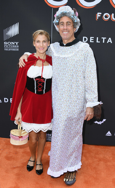 Jessica And Jerry Seinfeld's GOOD + Halloween Bash - Arrivals