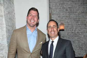 Jerry Seinfeld GOOD+ Foundation & MR PORTER Host Fatherhood Lunch With Jerry Seinfeld in New York City