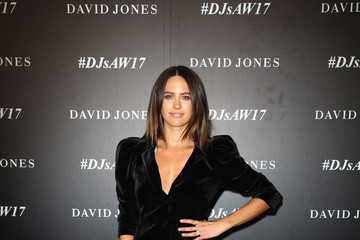Jesinta Franklin David Jones Autumn Winter 2017 Collections Launch - Arrivals