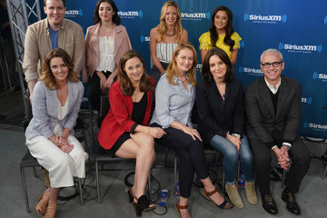 Jess Cagle SiriusXM's Town Hall With The Cast And Creatives Of 'Mean Girls' On Broadway