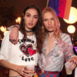 Jess PW TommyLand Tommy Hilfiger Spring 2017 Fashion Show - Front Row & Atmosphere