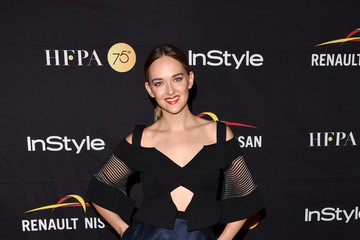 Jess Weixler HFPA & InStyle Annual Celebration of 2017 Toronto International Film Festival - Arrivals