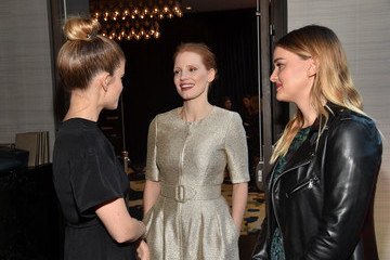 Jess Weixler Jessica Chastain Entertainment Weekly's Must List Party at the Toronto International Film Festival 2017 at the Thompson Hotel