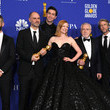 Jesse Armstrong 77th Annual Golden Globe Awards - Press Room