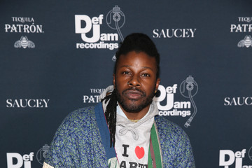 Jesse Boykins III The 2017 Def Jam Holiday Party - Red Carpet