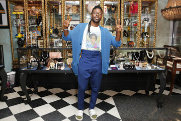 Jesse Boykins III Flaunt And Ermenegildo Zegna Celebrate The Prelude Issue With Bill Skarsgard