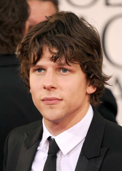 """Jesse Eisenberg Actor Jesse Eisenberg attends the premiere of """"The ..."""