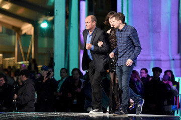 Jesse Eisenberg 2016 MTV Movie Awards - Show