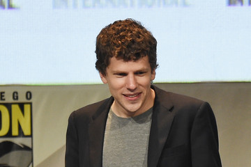Jesse Eisenberg The Warner Bros. Presentation at Comic-Con International 2015