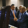 Jesse Jackson Funeral Held For Former Rep. John Conyers In Detroit